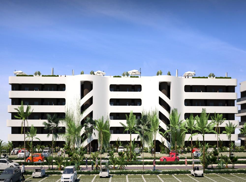 proyecto de apartamentos en cana rock star punta cana