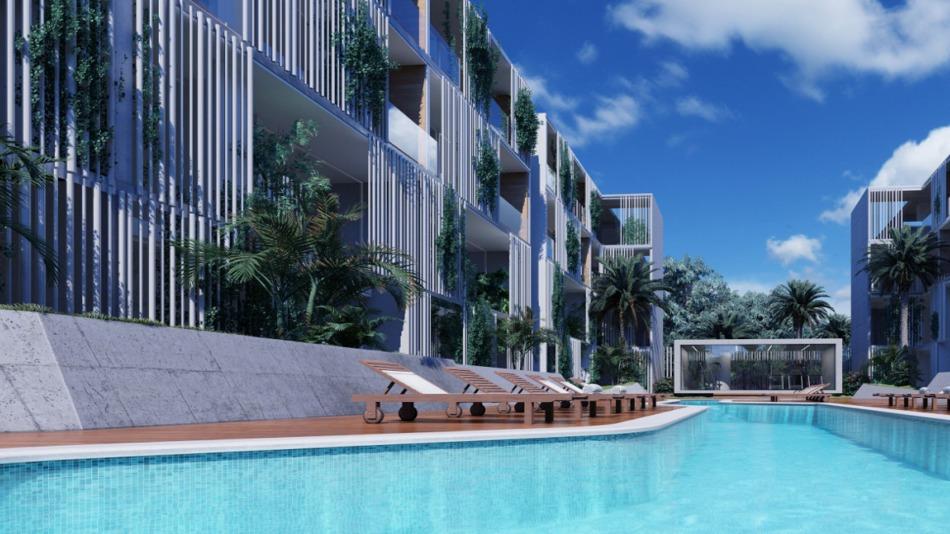 proyecto de apartamentos en punta cana