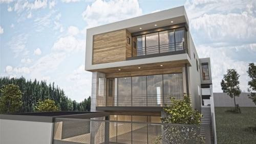 proyecto de casa en venta - col. del valle - san pedro, nl.