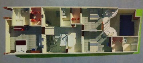proyecto de casa en venta cumbres elite 6to sector monterrey
