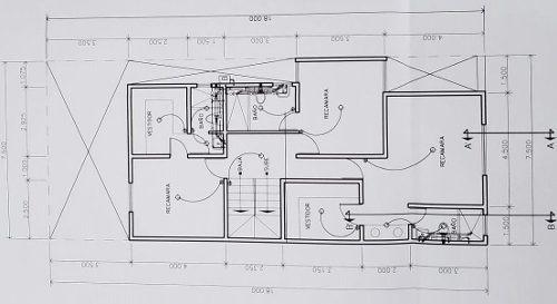 proyecto de casa en venta la encomienda zona escobedo