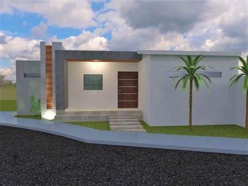 proyecto de casa en venta los olivos zona carretera nacional santiago
