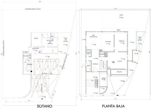 proyecto de casa en venta - san agustin - san pedro, nl