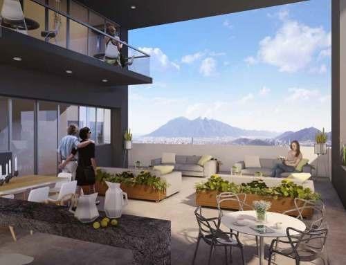 proyecto de departamentos zona exclusiva de colinas de san jerónimo