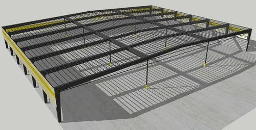 proyecto de nave en renta en cuidad industrial de torreón
