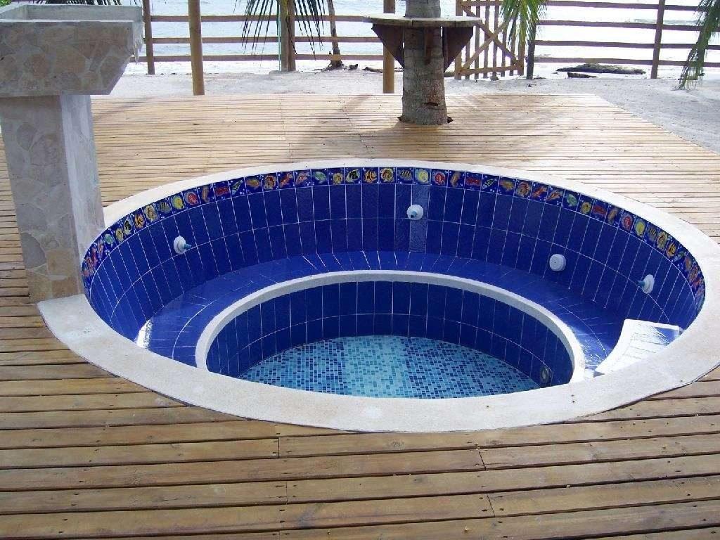Proyecto de su piscina o jacuzzi en planos bs for Proyecto de piscina
