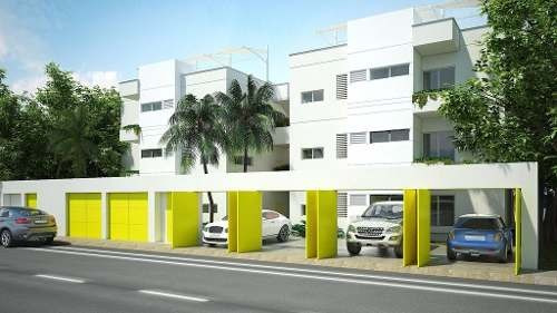 proyecto. departamentos en venta - col. ejidal, playa del carmen