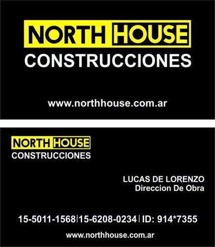 proyecto direccion y obra barrios privados zona norte ,
