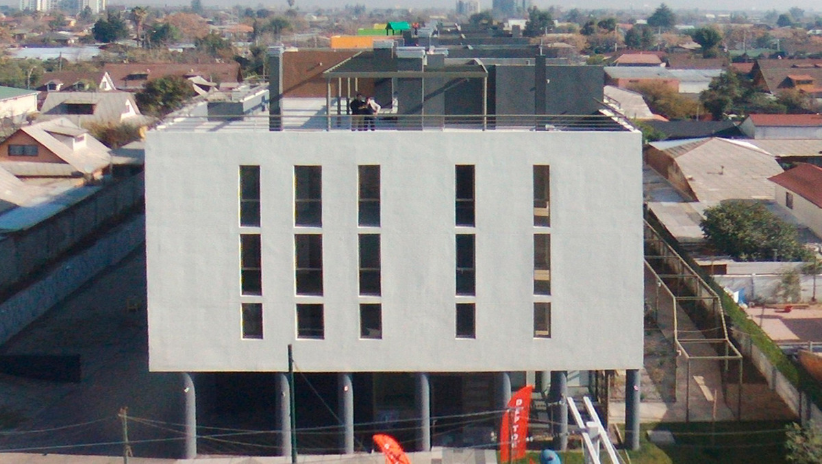 proyecto edificio 4
