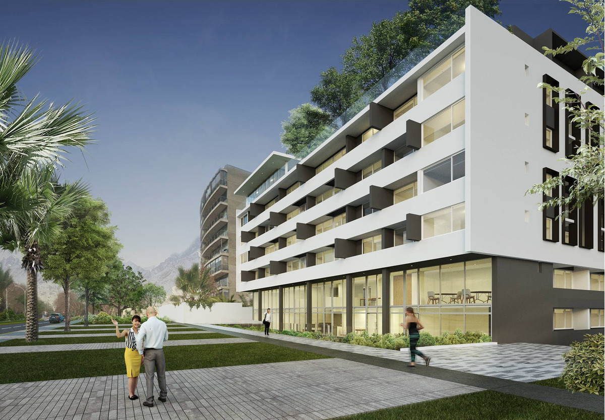 proyecto edificio albora