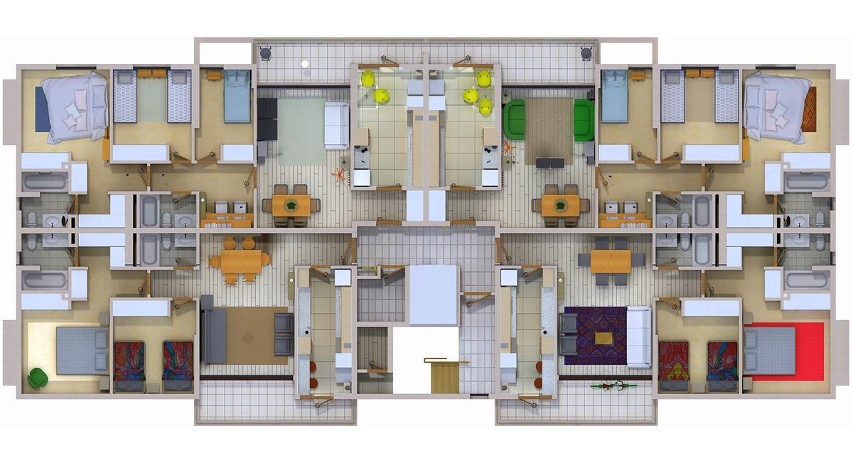 proyecto edificio almiral i
