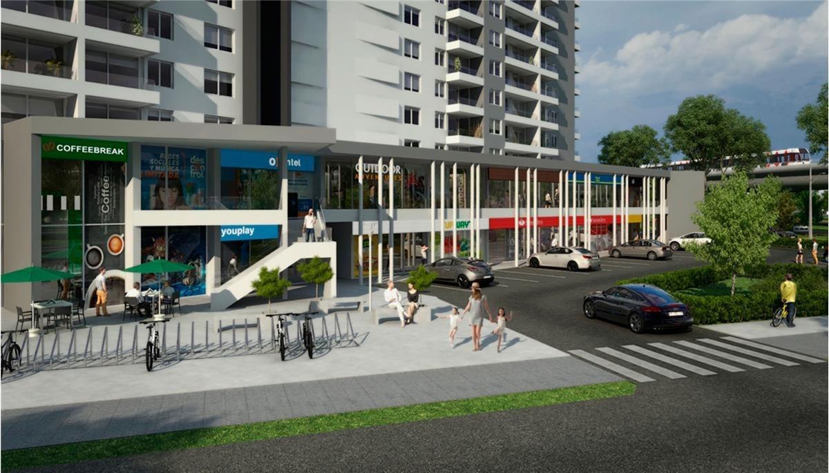proyecto edificio alto pajaritos