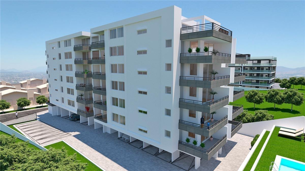 proyecto edificio alto valle