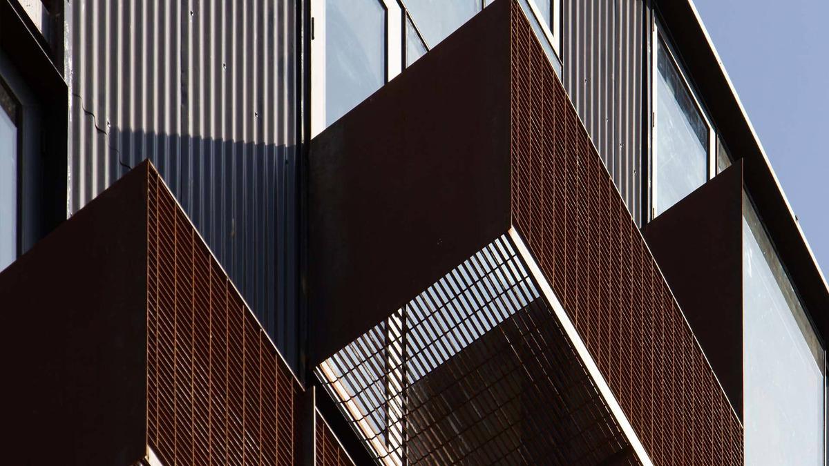 proyecto edificio alto villaseca
