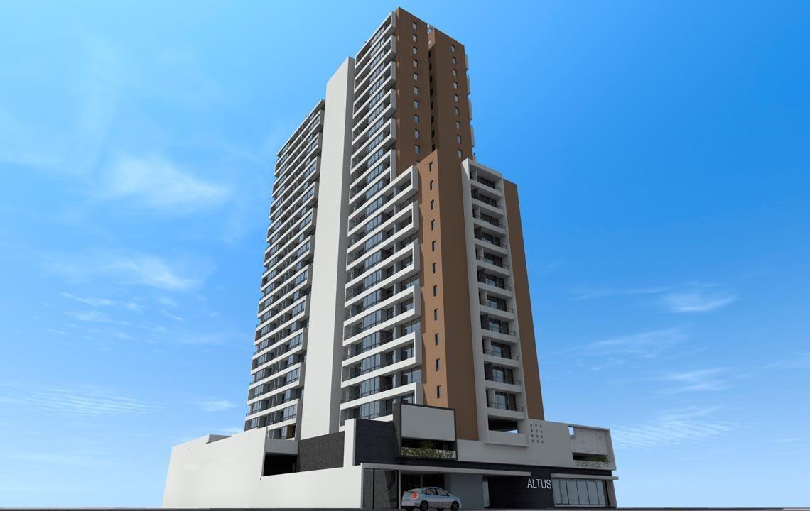 proyecto edificio altus