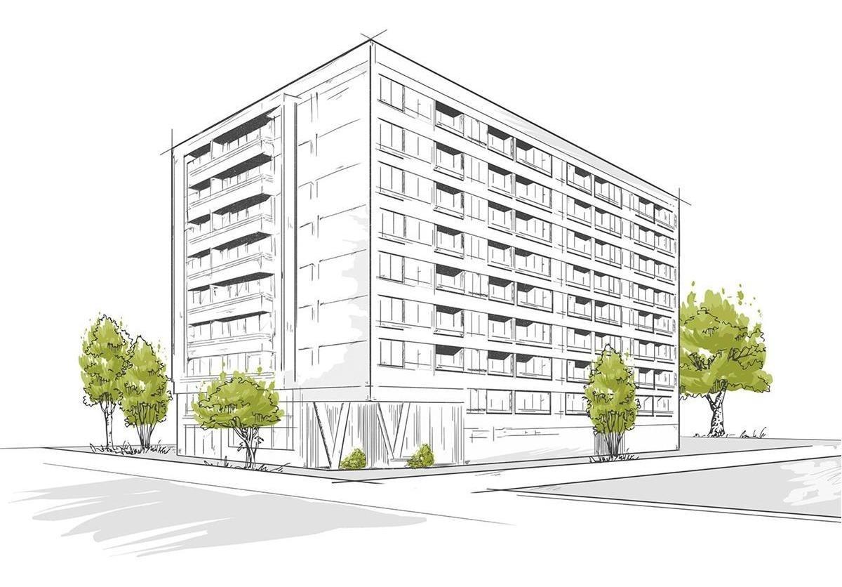 proyecto edificio argomedo