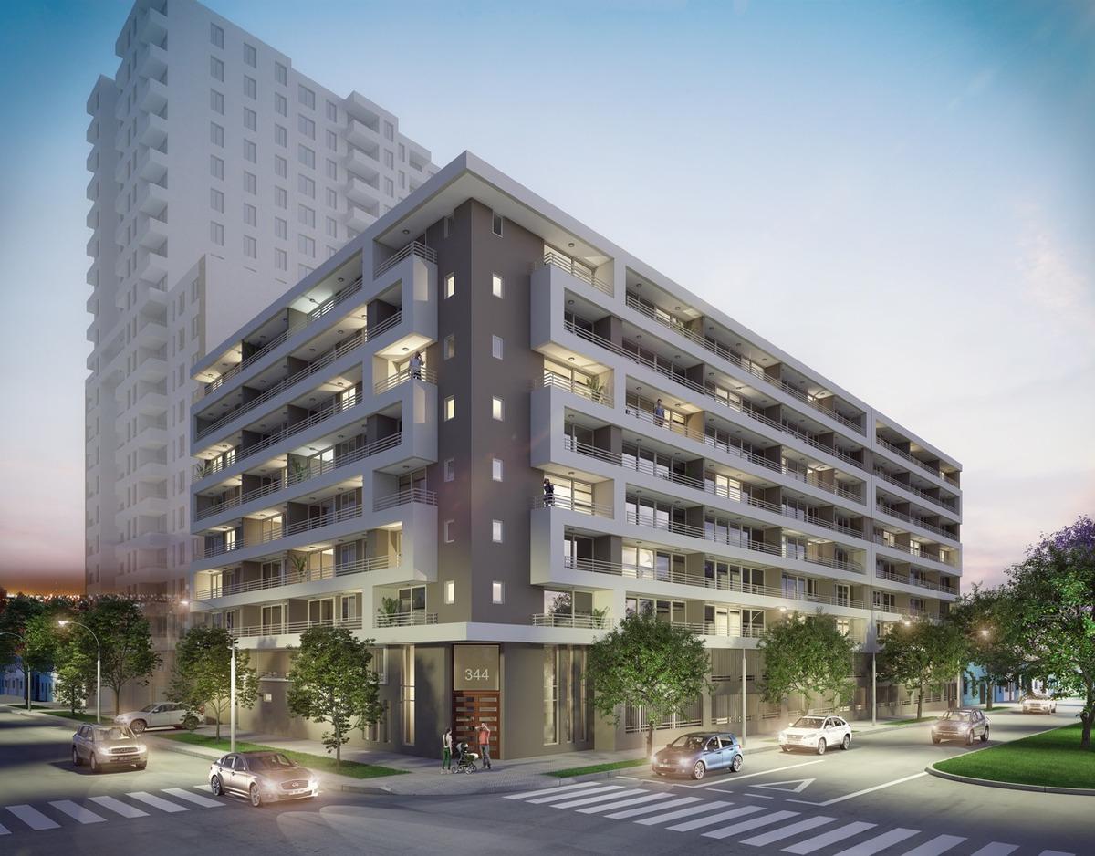 proyecto edificio argomedo santiago