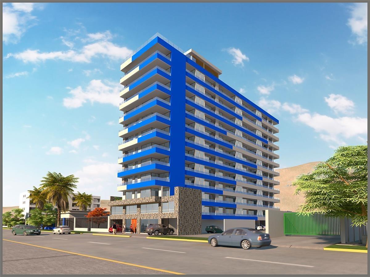 proyecto edificio azul i
