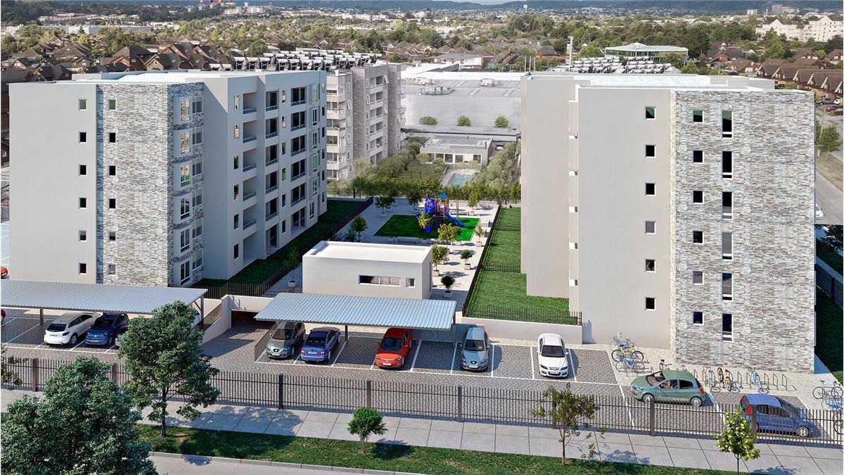 proyecto edificio barrio inglés ii
