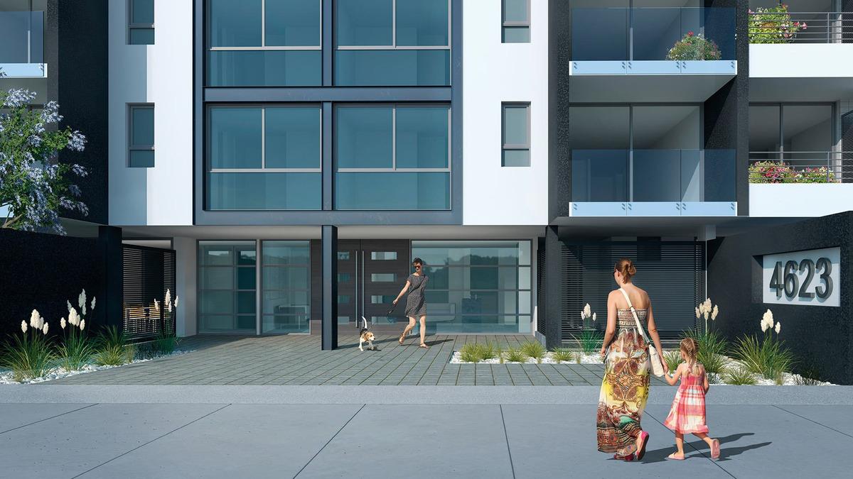 proyecto edificio bauhaus