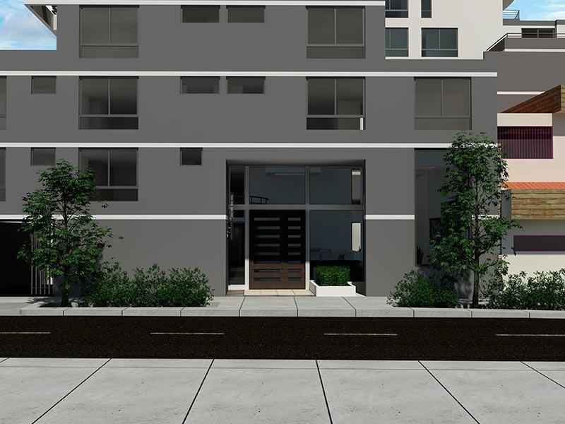 proyecto edificio caliche