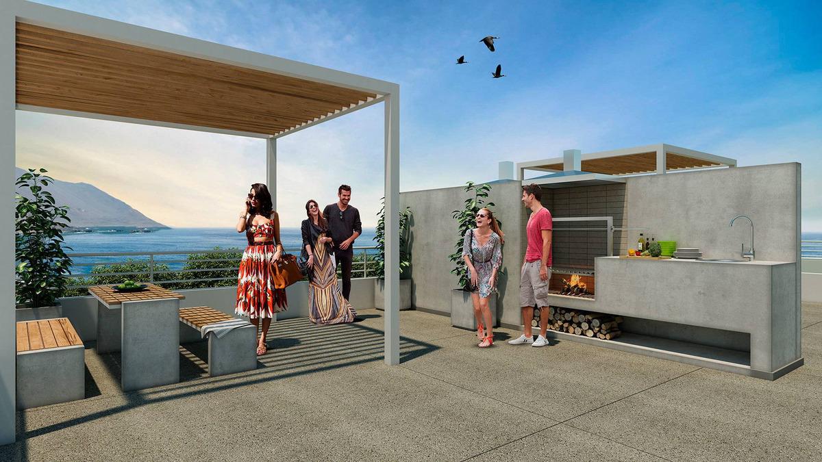 proyecto edificio costanera huayquique