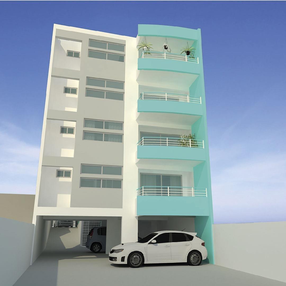 proyecto edificio don manuel