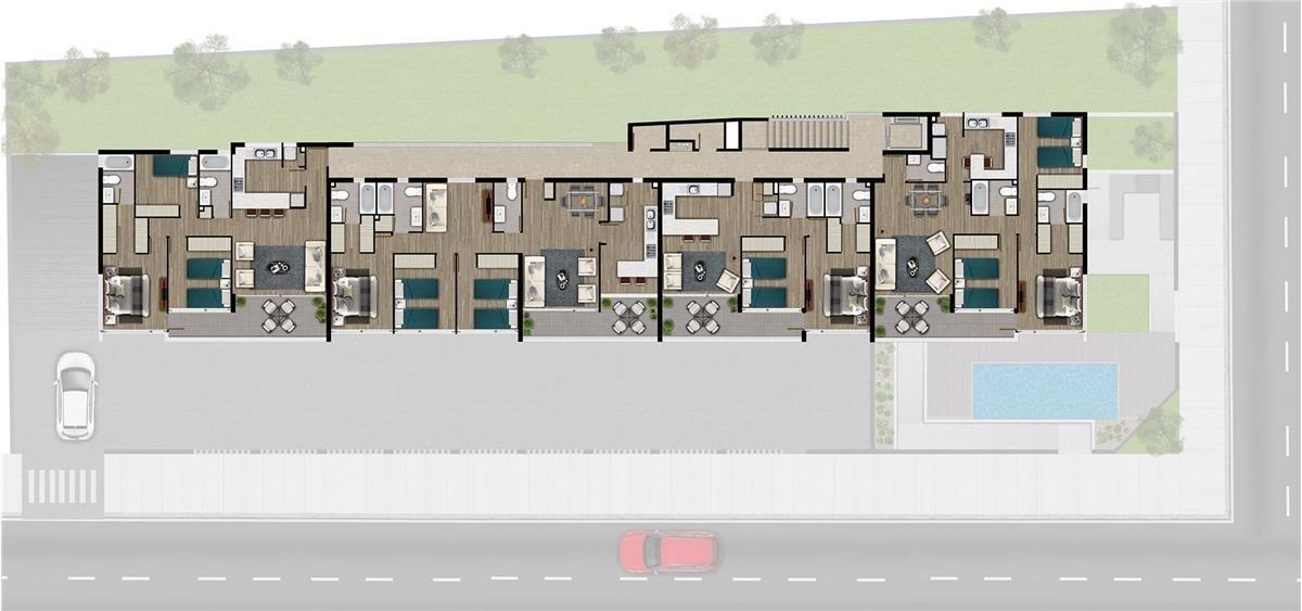 proyecto edificio ecovista ii