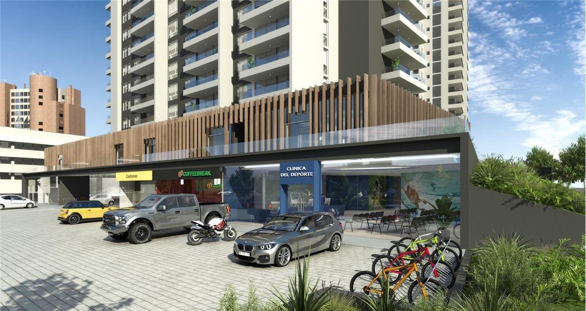 proyecto edificio first