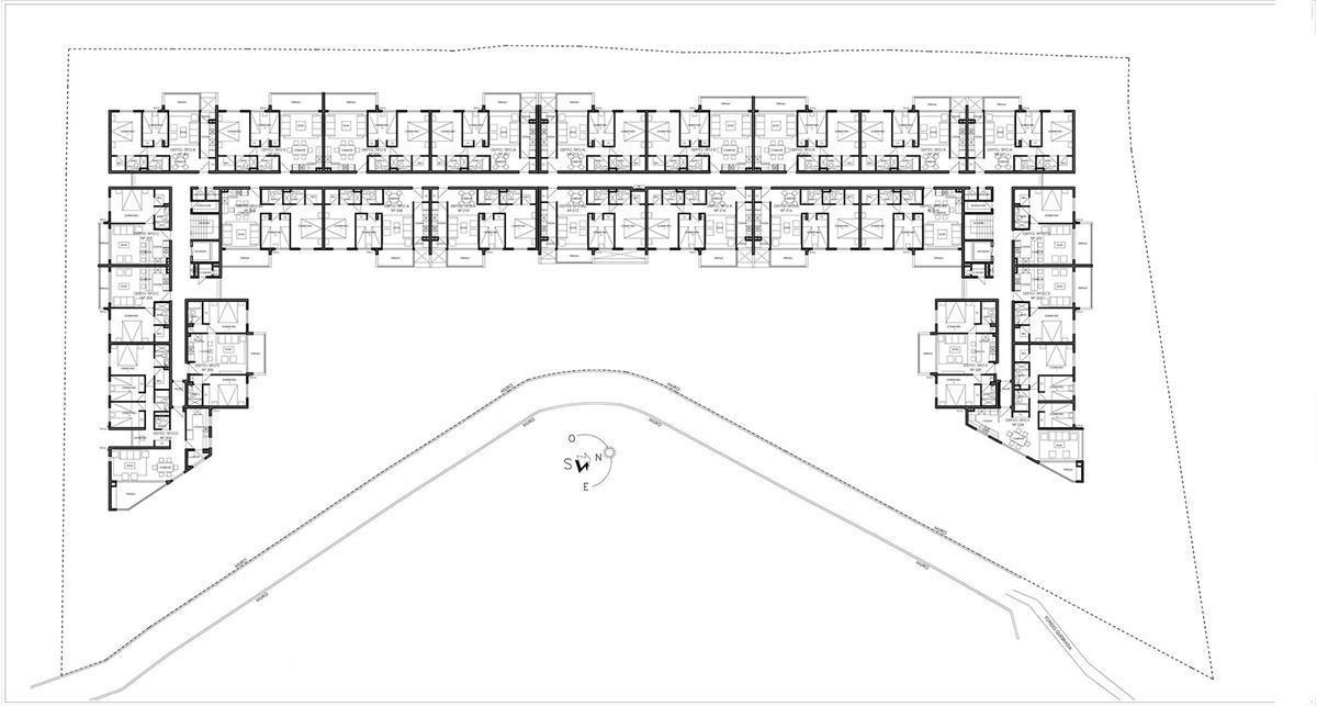 proyecto edificio gabino