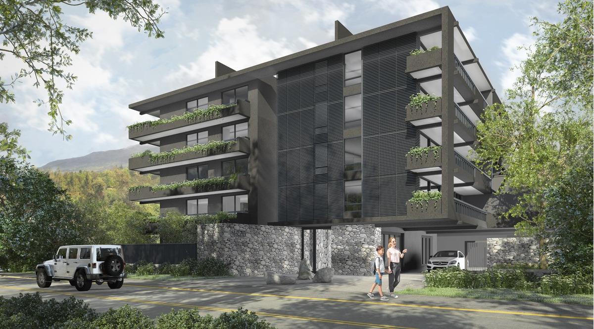 proyecto edificio geo