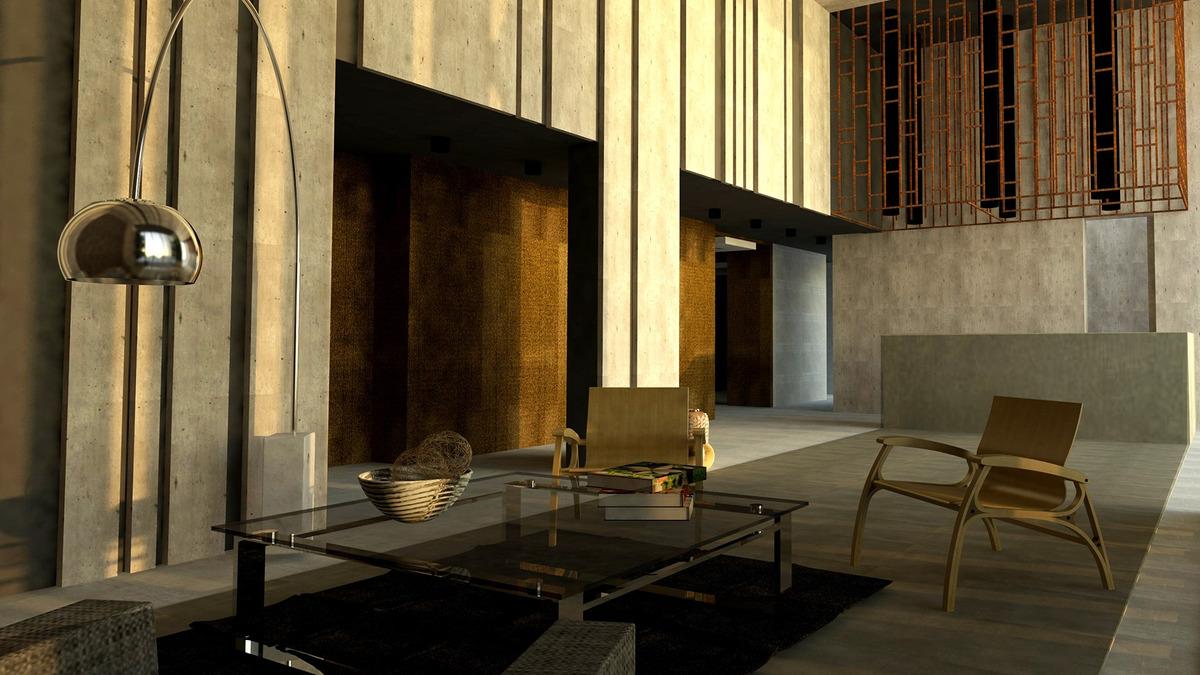 proyecto edificio ícono