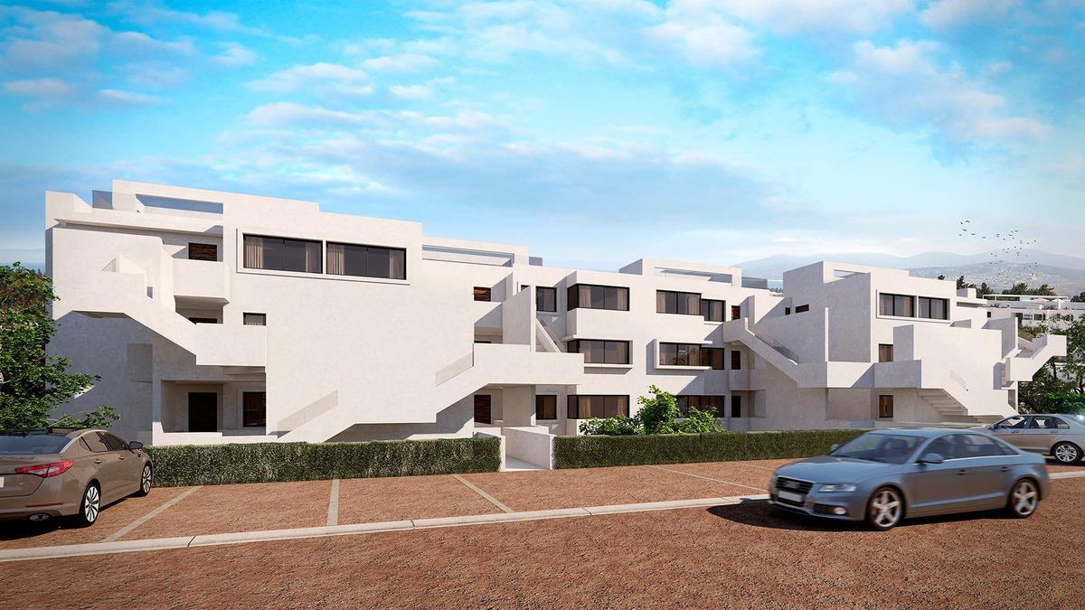 proyecto edificio icono marbella