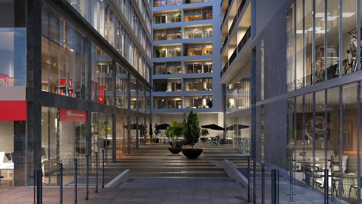 proyecto edificio independencia 847