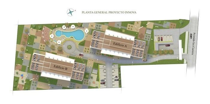 proyecto edificio innova