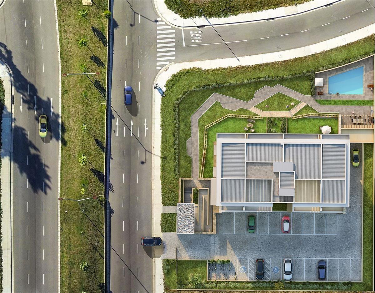 proyecto edificio jardines de montemar iii