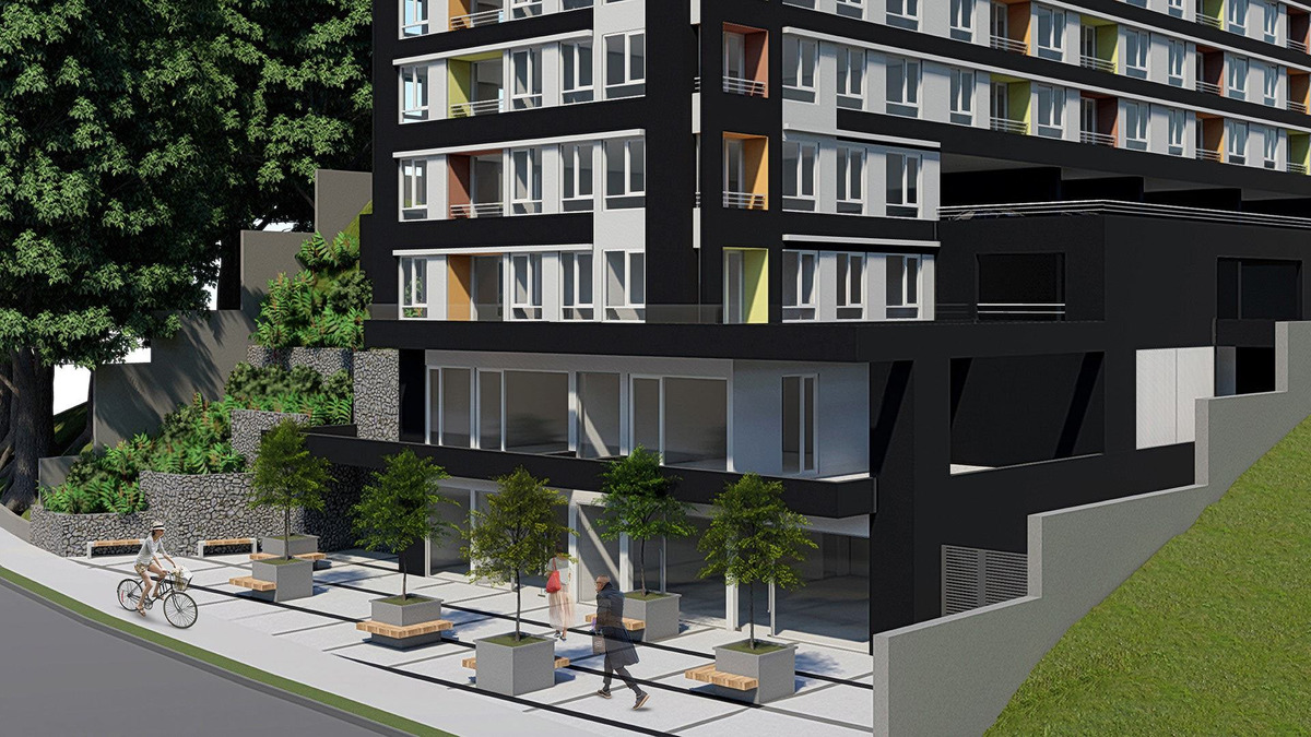 proyecto edificio laguna oriente