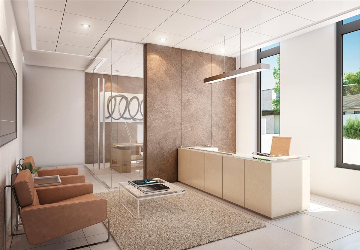 proyecto edificio laredo paraná - oficinas