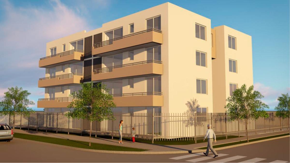 proyecto edificio las araucarias