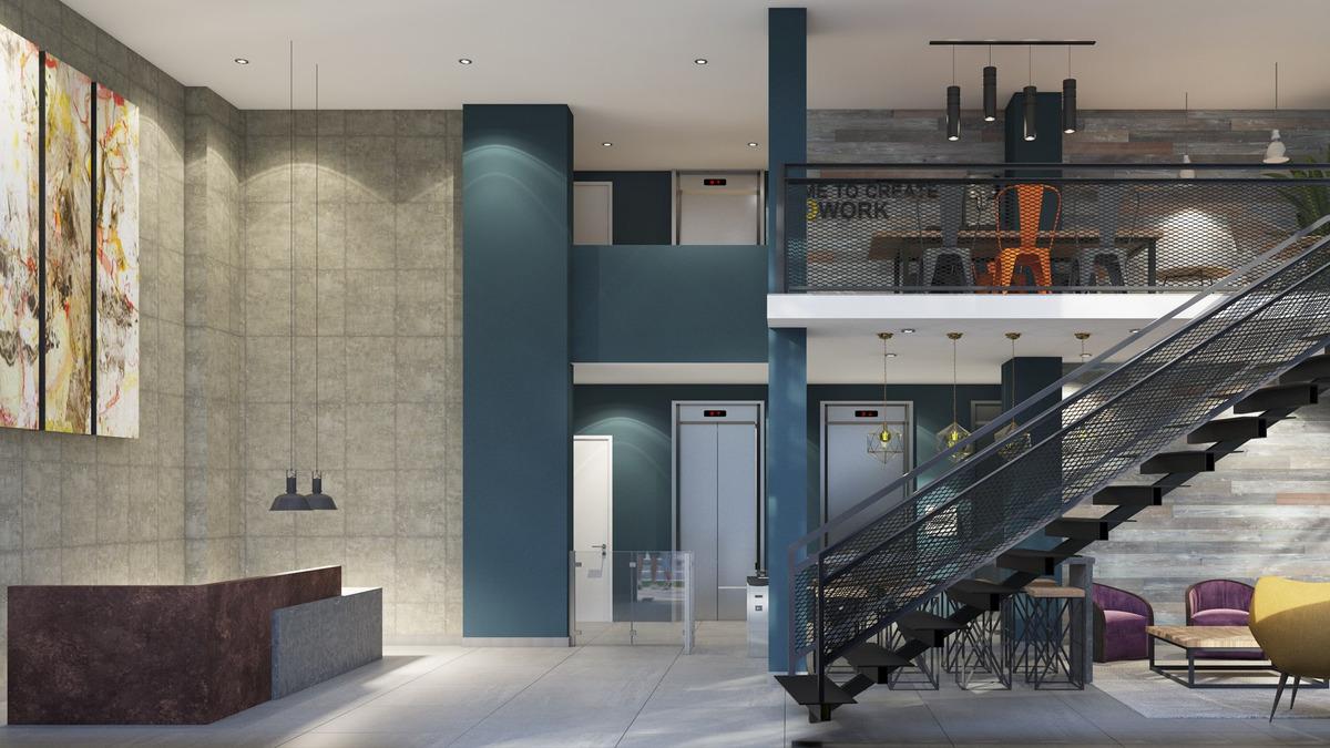 proyecto edificio neocentro