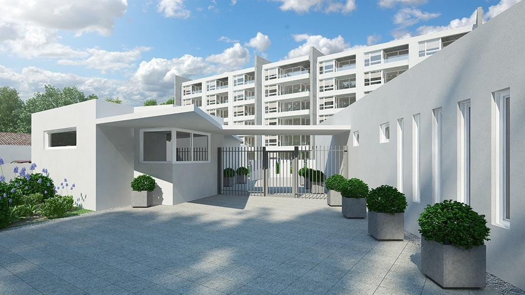 proyecto edificio novopark