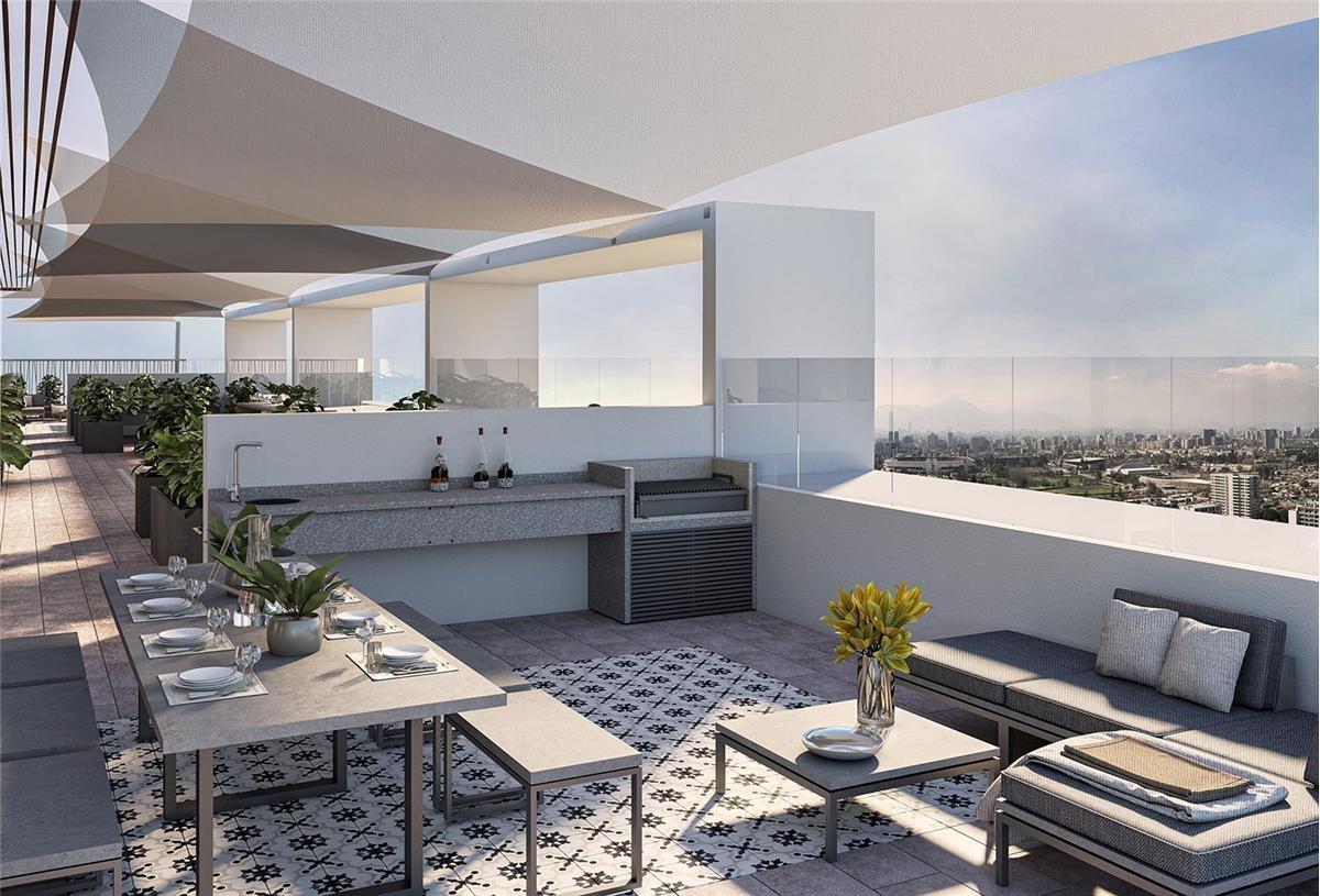proyecto edificio ñuñoa 2024