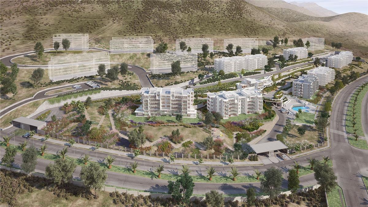 proyecto edificio paseo mirador san carlos