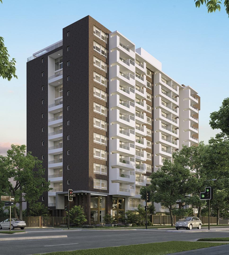 proyecto edificio pedro de valdivia 2793