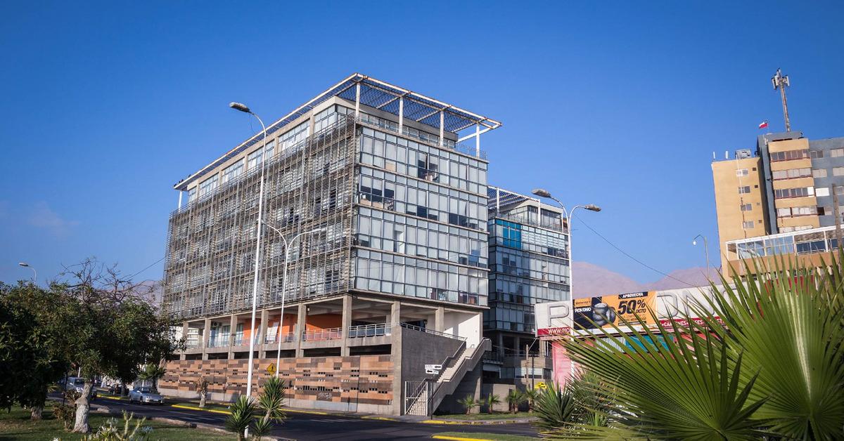 proyecto edificio pedro prado