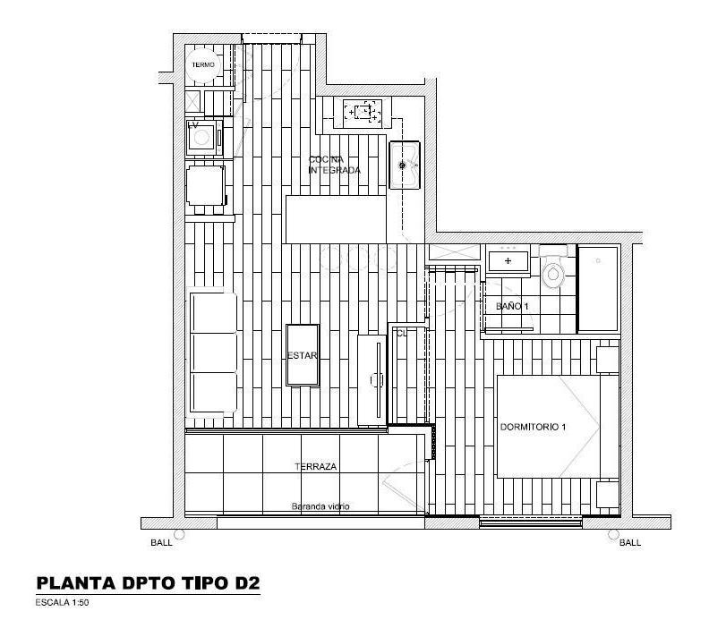 proyecto edificio pewén