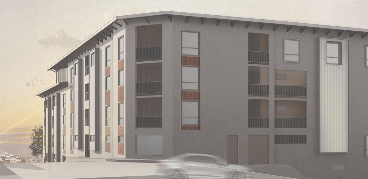 proyecto edificio playa ancha