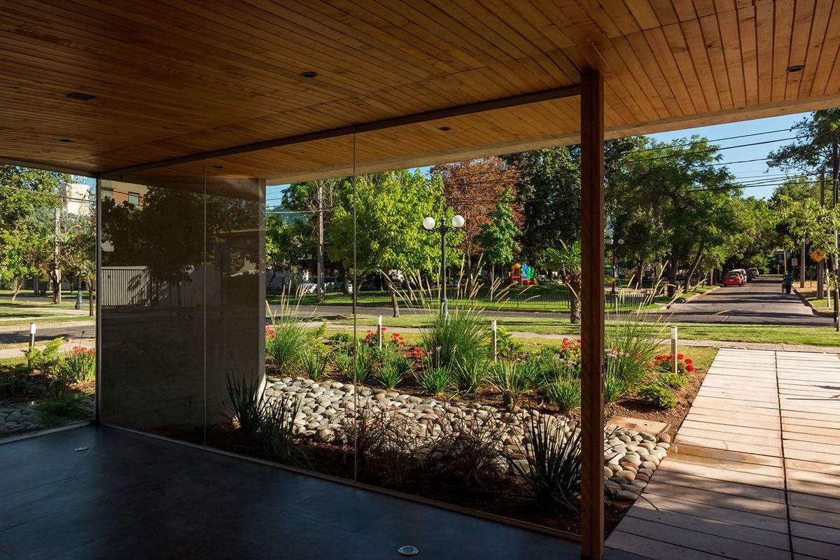 proyecto edificio plaza dinamarca