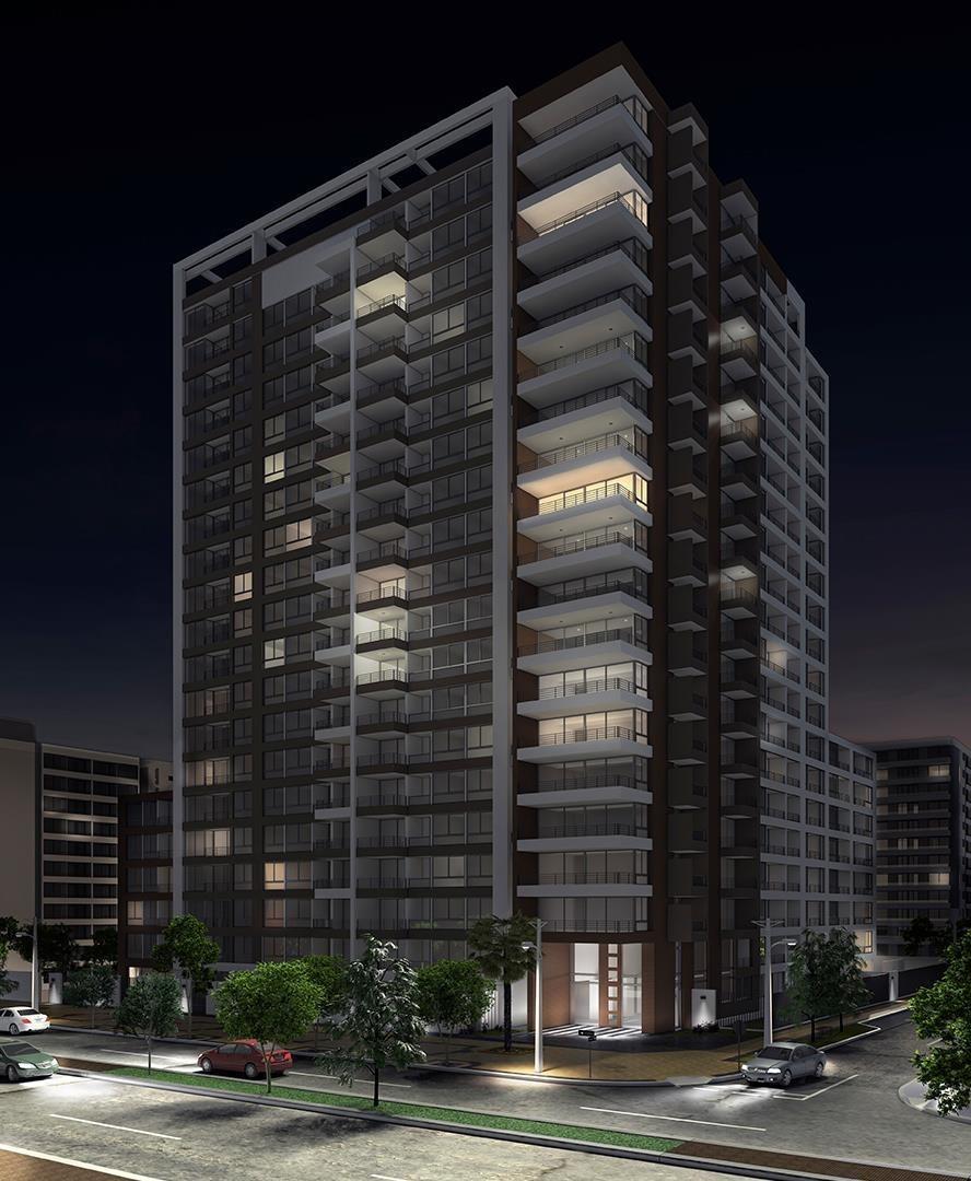 proyecto edificio plaza ñuñoa