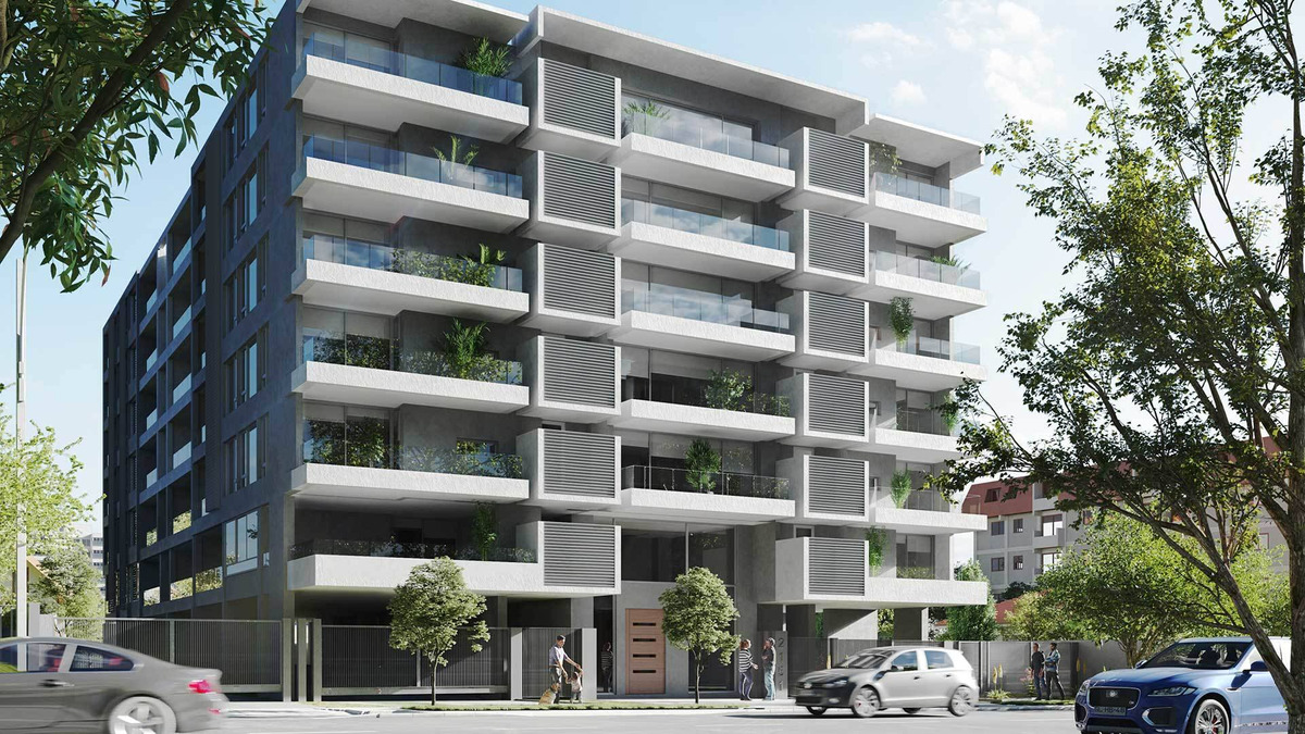proyecto edificio pocuro providencia